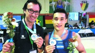 Entrerriano consigue medalla de plata en Bolivia