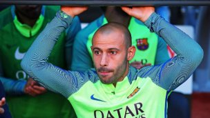 Dicen que Mascherano pide irse de Barça