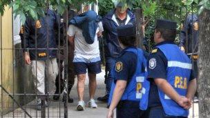 Prisión preventiva y traslado para el presunto asaltante del barrio Parque