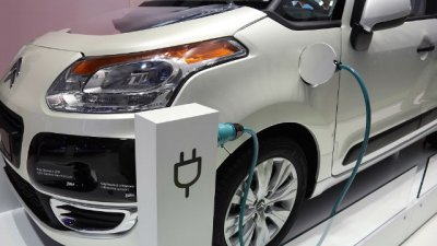 Uno de cada seis autos será eléctrico
