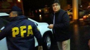 Detuvieron a Carlos Zannini, ex funcionario de los Kirchner