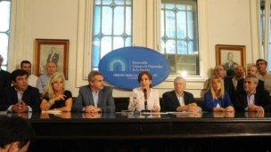 """El descargo de CFK: """"Buscan provocar la reacción política"""""""