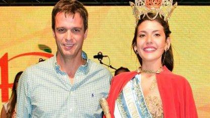 Agustina es la nueva Reina Nacional de la Citricultura