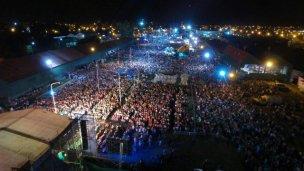 Multitudinario cierre de la Fiesta Nacional de la Citricultura