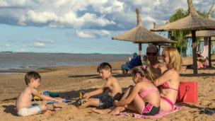 Miles de turistas optaron por Entre Ríos