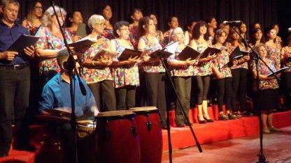 Mo.Cu.Ba cerró el año con una fiesta en la Casa del Bicentenario