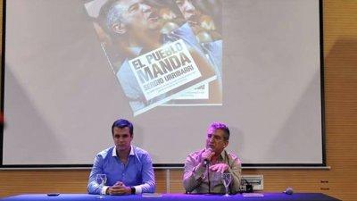 Concordia: ¿Sólo cambios de gabinete o un pacto político entre familias?