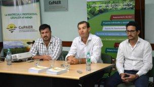 Presentaron el nuevo sistema digital de recetas agronómicas