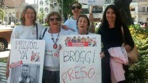 Pusieron fecha límite a la decisión sobre la sentencia de Broggi