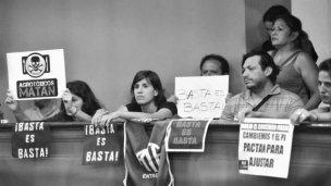 Oficialistas y opositores alzaron la mano contra la Ley de la Madera