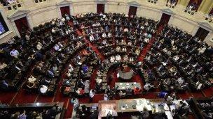 En medio de un escándalo, levantaron la sesión por la reforma previsional