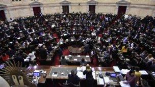 ¿Quiénes de Entre Ríos dieron quórum para la reforma previsional?