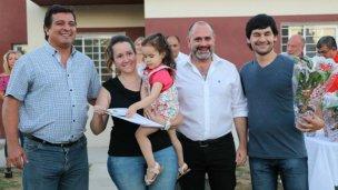 Los docentes privados, con nuevas casas en Colón