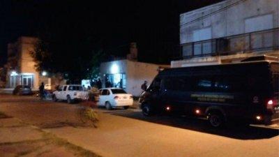 Investigación de banda narco: Incautaron drogas, armas y cartuchería