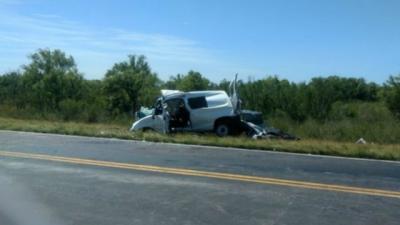 Identificaron a los fallecidos en el accidente y 4 son entrerrianos