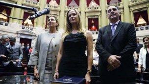 La familia Cresto sale a justificar el voto de Mayda