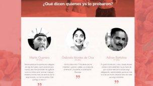 El papá de Micaela García reclamó por el uso de su imagen