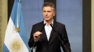 Las tres medidas de Macri, en busca de la austeridad