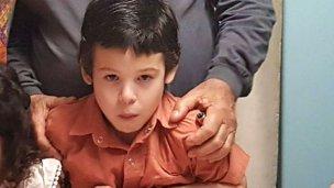 Santino está en el Garrahan y su familia pide ayuda