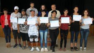 Culminó el taller del Club de Empleo Joven