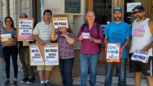 Oferta insuficiente, en la primera audiencia de conciliación por El Diario