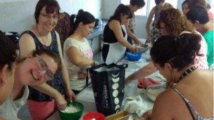 San José realizó un taller gratuito de recetas navideñas para celíacos