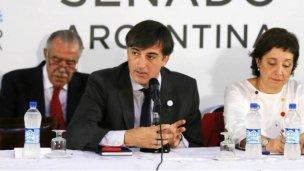 Reforma tributaria: el Senado dio dictamen con Cristina Kirchner ausente