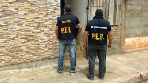"""Por la difusión de invitaciones a """"saquear"""", la policía allanó varias casas"""