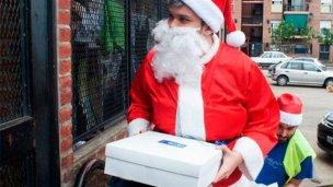 El regalo navideño que cambió la vida de muchos chicos