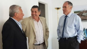 De Angeli trabaja con Lauritto en el proyecto de la nueva red colectora cloacal