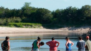 Dos hombres perdieron la vida en el Río Gualeguay