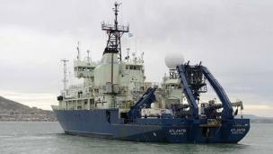 El Atlantis se retira de la búsqueda del ARA San Juan