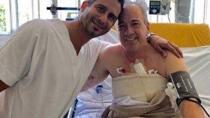 Habló el médico entrerriano que salvó al turista acuchillado en La Boca