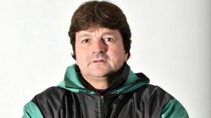 Un uruguayense quedó al frente del equipo que jugará la Copa