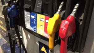 La nafta más cara de América