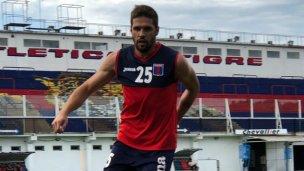 González volvió a entrenar a Tigre y analiza su futuro
