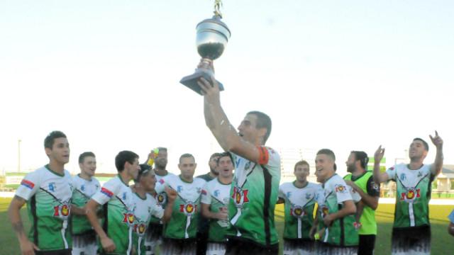 Achirense ganó los dos torneos largos en primera.