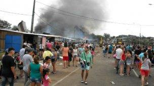 Un incendio dejó al descubierto las irregularidades del Bagashopping