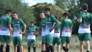 Achirense goleó a Rivadavia en su primer amistoso preparatorio