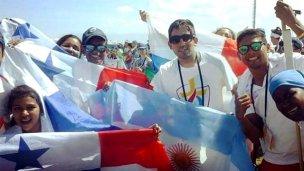 Viajarán desde Paraná para encontrarse con Francisco