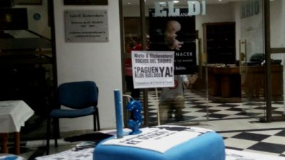 Aceptaron pagar millonaria deuda a trabajadores de El Diario