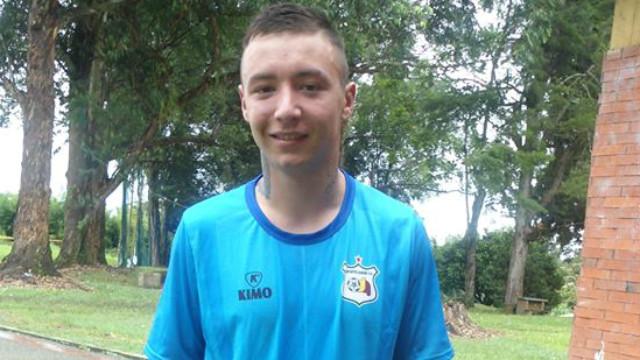 Su padre, Darío, jugó en Deportes Quindío.