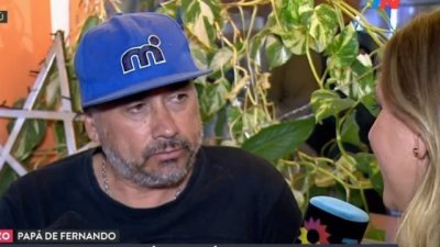 Amenazaron al padre de Fernando Pastorizzo