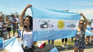 """60 días sin el ARA San Juan: """"Macri nos tiene que escuchar"""""""