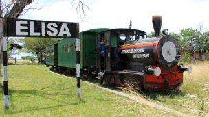Excursiones veraniegas en tren