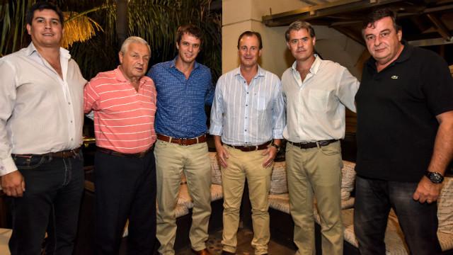 Bordet mantuvo un encuentro con intendentes de la costa del Uruguay