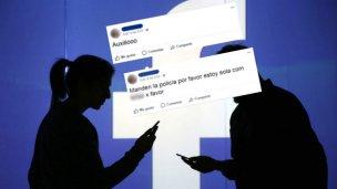 Evitó que ingresen a su casa con un posteo en Facebook