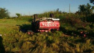 Nuevo accidente trágico en ruta entrerriana