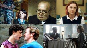Oscar 2018: cuáles son las películas favoritas