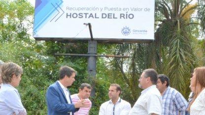 Hostal del Río: estiman que la licitación será en abril